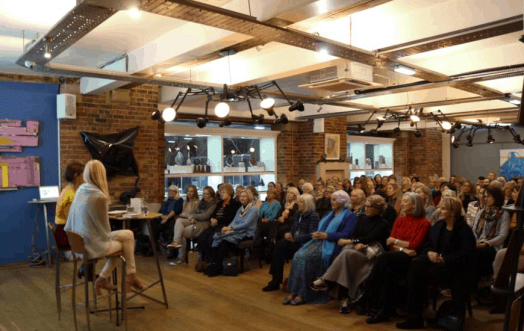 North East Book Event talk with Karen Haller